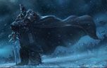 benbenla 08 魔兽世界 World of Warcraft 游戏角色 Lich King CG图赏